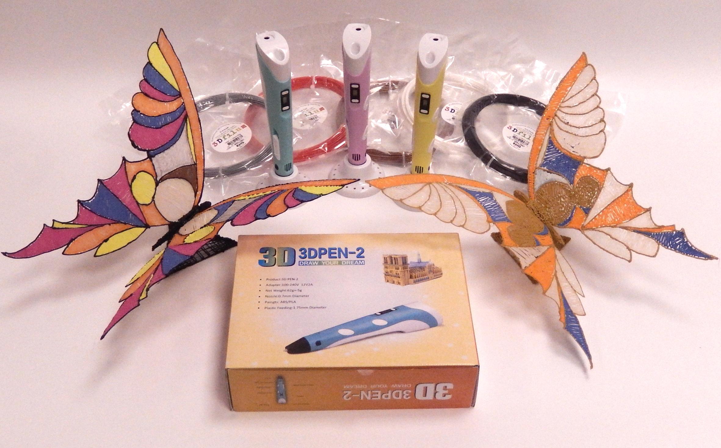 3Dfilum.com 3d Pen